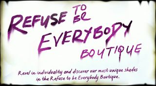 Refuse to be everybody banner