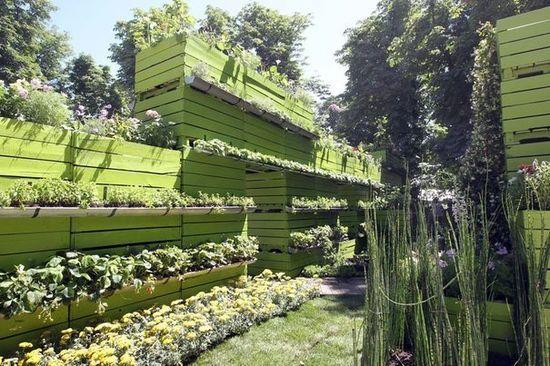 Le style marie antoinette et nos t tes bio sur le billot for Le jardin urbain garderie